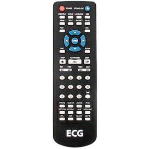 Оригинальный пульт для ECG DVD3200