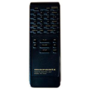 Пульт для MARANTZ RC-10CD (фото пульта)