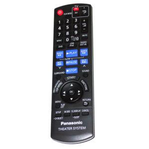 Оригинальный пульт для Panasonic N2QAYB000361 (фото пульта)