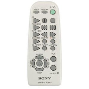 Пульт для Sony RM-SED1 (фото пульта)