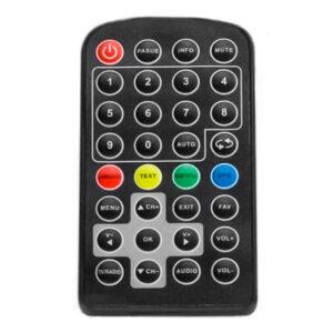 Пульт для Clatronic DVB-T769 (фото пульта)