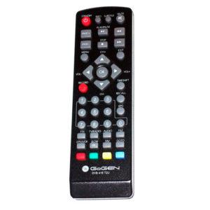 Оригинальный пульт для Gogen DVB418T2U