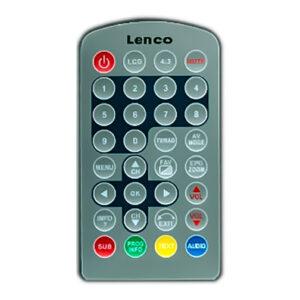 Пульт для Lenco TFT-711 (фото пульта)
