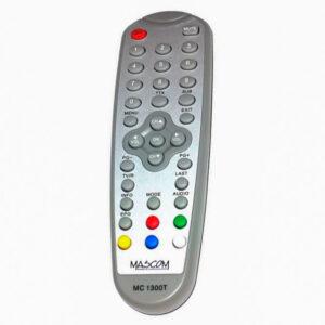 Оригинальный пульт для Mascom DVB-T MC1000T
