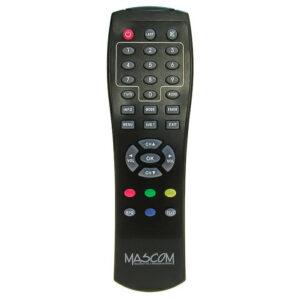 Оригинальный пульт для Mascom DVB-T MC530T (фото пульта)