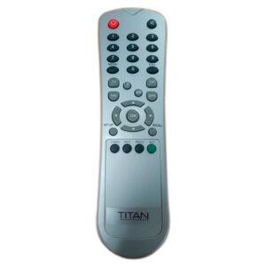 Оригинальный пульт для Titan TX6600 (фото пульта)
