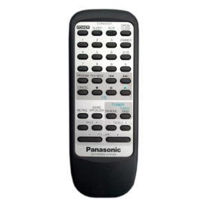 Пульт для Panasonic EUR645401 (фото пульта)