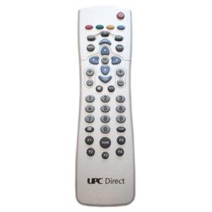 Пульт для UPC DSR4101, RC 25821/01