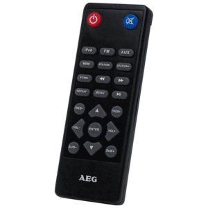 Пульт для AEG IMS-4442 (фото пульта)