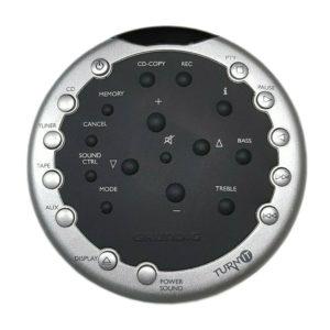 Пульт для Grundig PA-3 (фото пульта)