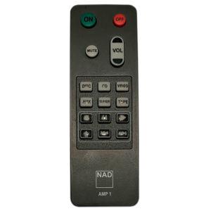 Пульт для NAD Amp-1 (фото пульта)
