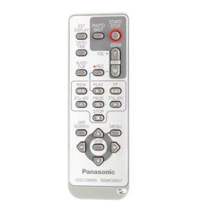 Пульт для Panasonic N2QAEC000017 (фото пульта)