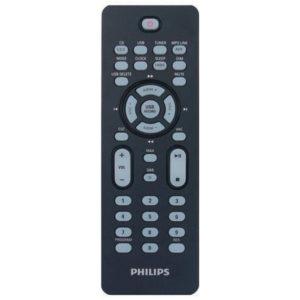 Оригинальный пульт для Philips FWM600D/12