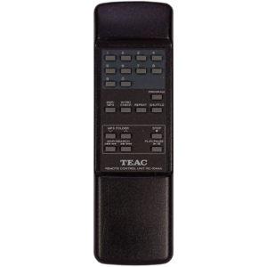 Пульт для TEAC CD-P1260 (фото пульта)