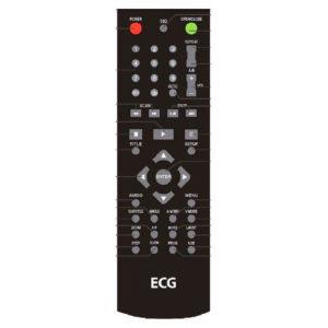Пульт для ECG DVD2610USB, DVD3230, DVD4516USB