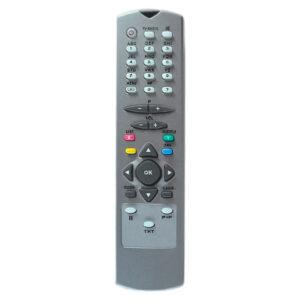 Оригинальный пульт для Orava DVB-10 и DVB-11 (фото пульта)