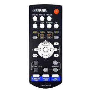 Пульт для Yamaha WR87810 (фото пульта)