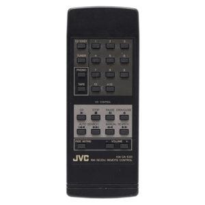 Пульт для JVC CA-E23L (фото пульта)