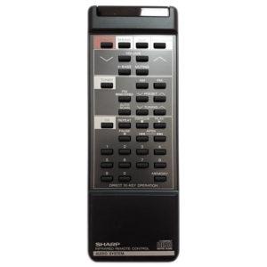 Пульт для Sharp CMS-R70CDX (фото пульта)