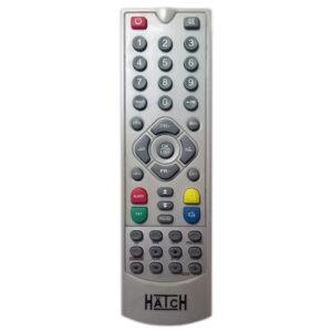 Пульт для HАTCH DVB4002 (DVB4042HDMI) (фото пульта)