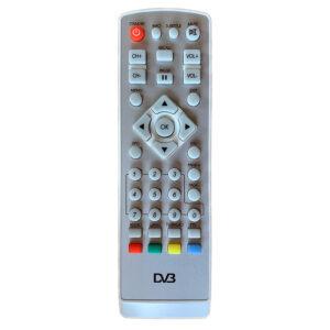 Пульт для Mustek DVBT180 (фото пульта)