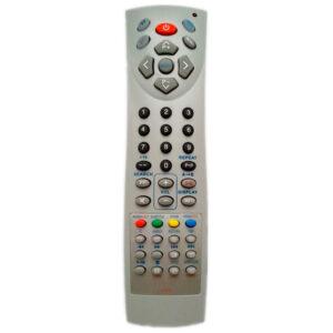 Пульт для TD21A Colour television receiver (фото пульта)