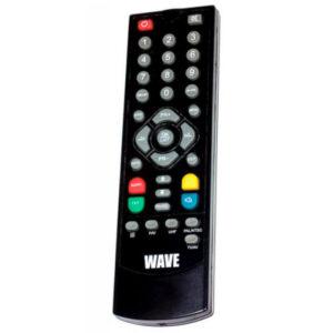 Пульт для Wave 4302 DVB-T (фото пульта)