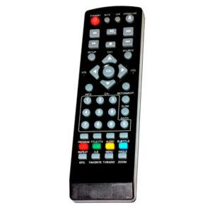 Оригинальный пульт для X-SITE XS-DVBT-20DVD (фото пульта)