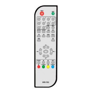 Пульт для Doonio DST01B и DVB-T03 (фото пульта)