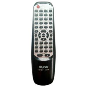 Оригинальный пульт для SANYO RB-DV1480M (фото пульта)
