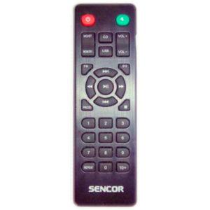 Пульт для Sencor SMC605 (фото пульта)
