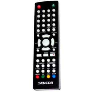 Оригинальный пульт для Sencor SHC-XD092T (фото пульта)