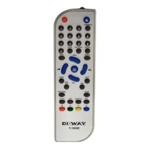Пульт для DI-WAY T1000E (фото пульта)