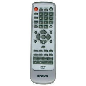 Пульт для Orava DVD503, DVD509, DVD550, DVD551