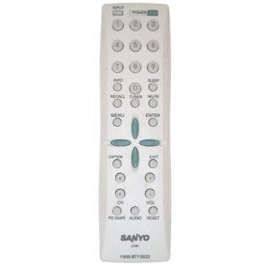 Пульт для Sanyo GXBC 1-800-877-5032