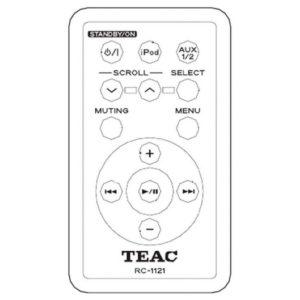 Пульт для Teac RC-1121 (фото пульта)