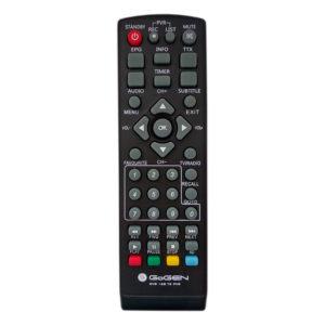 Оригинальный пульт для Gogen DVB168-T2 PVR