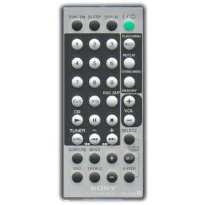 Пульт для SONY RM-SLS1 (фото пульта)