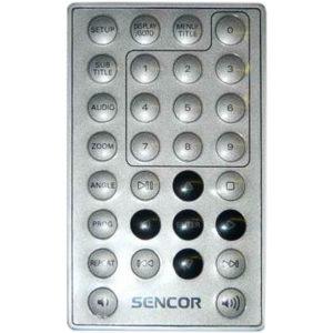 Оригинальный пульт для Sencor SPV2704 SPV2703
