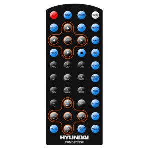 Пульт для HYUNDAI CRMD1723SU (фото пульта)