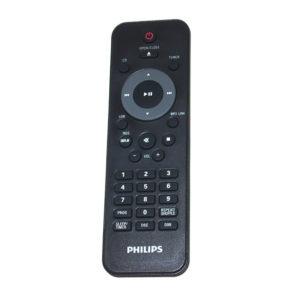 Оригинальный пульт для Philips MCM205/12 (фото пульта)