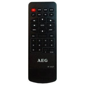 Пульт для AEG IR4427 (фото пульта)