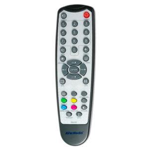 Пульт для AVerTV Hybrid STB 1080i (фото пульта)