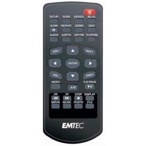 Пульт для Emtec Movie Cube K130, K230