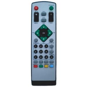 Пульт для Digilogic, SEG, Hyundai, Orava и other DVB-T receivers (фото пульта)