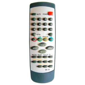 Оригинальный пульт для Praktik PR1411, TV2108