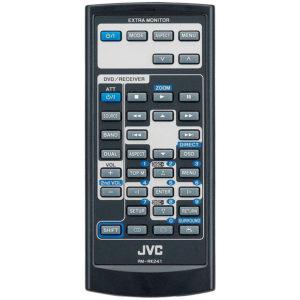 Оригинальный пульт для JVC RM-RK241 (фото пульта)