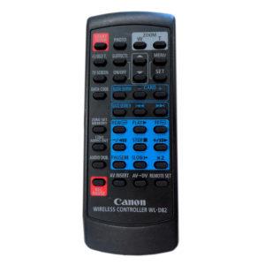 Пульт для CANON WL-D82 (фото пульта)