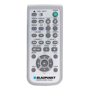 Пульт для Blaupunkt DVD-ME1