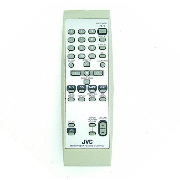 Пульт для JVC RM-SRVNB1A (фото пульта)